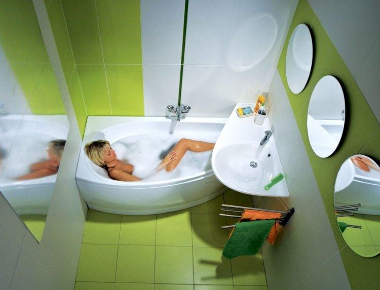Как из комнаты сделать ванную комнату 328
