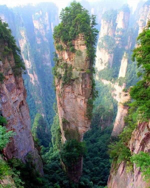 Двадцатка самых красивых мест Китая