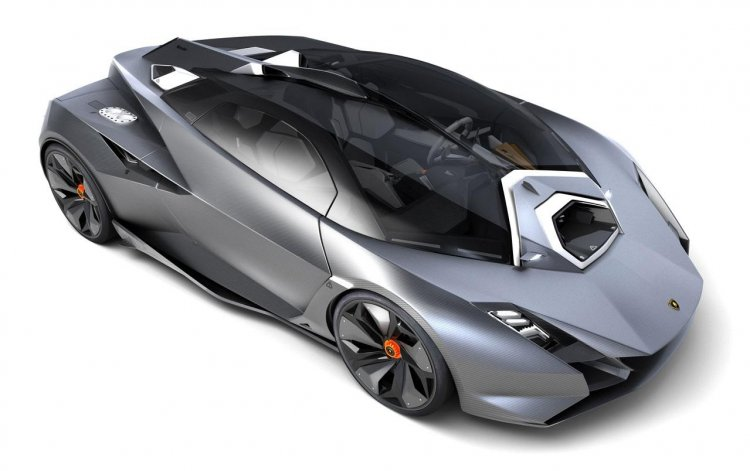 Lamborghini Perdig243;n.
