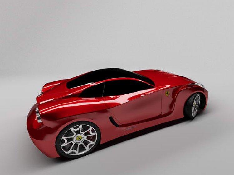 Ferrari Fx1 RR.