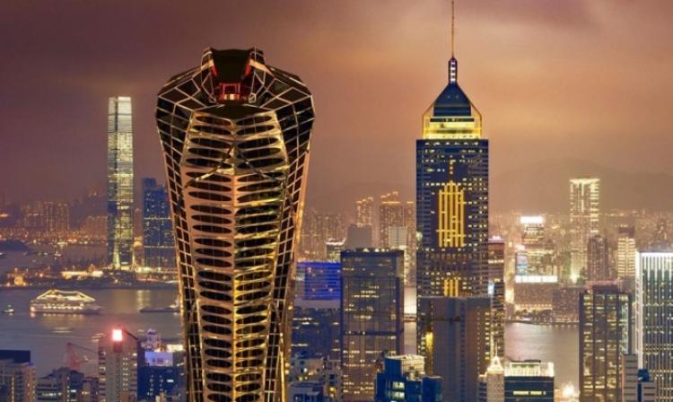 Топ-5 самых оригинальных небоскребов по версии iPicture.ru