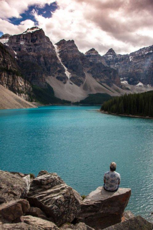 Подборка потрясающих пейзажей Канады от туриста