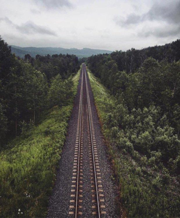 Самая длинная в мире дорога без применения автомобилей