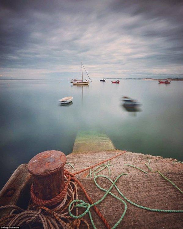 Лучшие фотографии, выполненные для конкурса на побережьях Великобритании