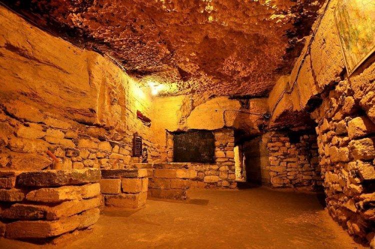 8 фото одесских катакомб – самых загадочных и больших систем в мире