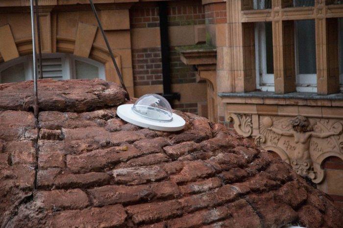 17 фото марсианских жилищ, представленных в Великобритании