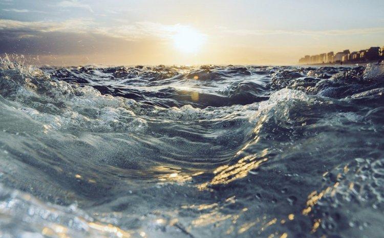 9 фото моря на фоне закате: необычайная красота природы