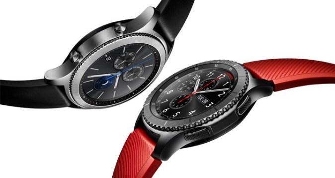 Предзаказ смарт-часов Samsung Gear S3 в России