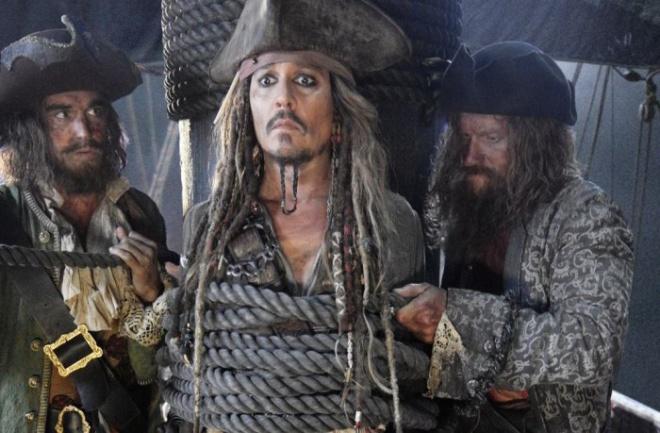 Самая ожидаемая премьера грядущего года – «Пираты Карибского моря 5»