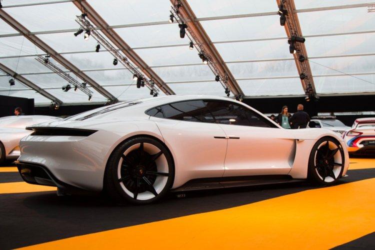 Обзор электромобилей будущего