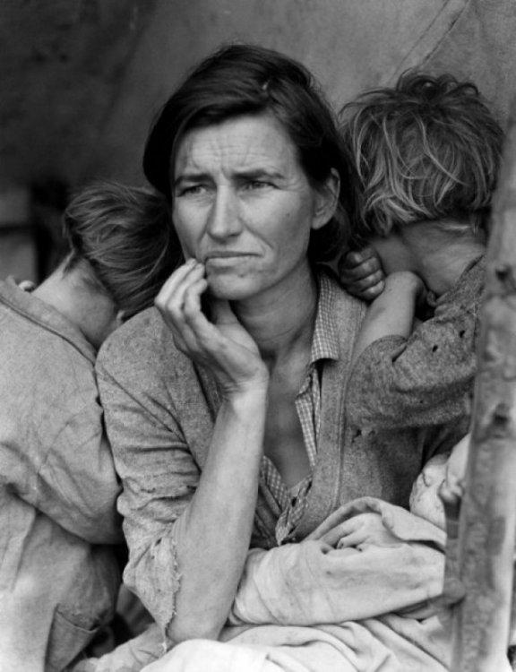 20 самых знаковых фотографий всех времен и народов по версии журнала TIME