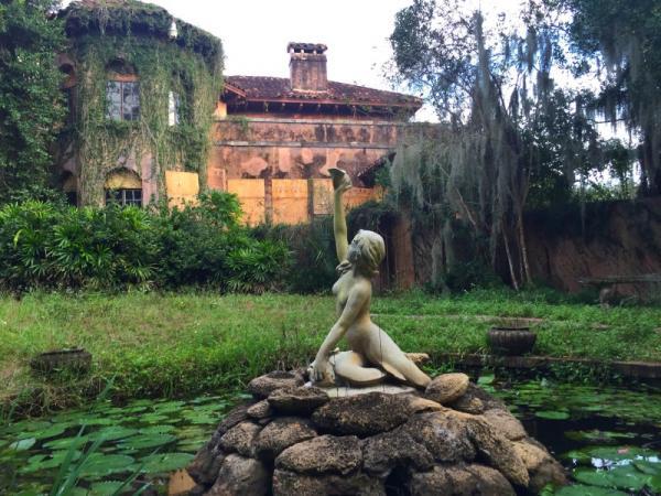 Уникальный особняк во Флориде выставлен на продажу