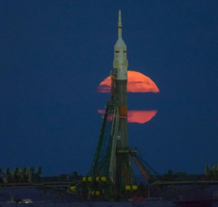 Лучшие космические кадры, представленные в Instagram NASA