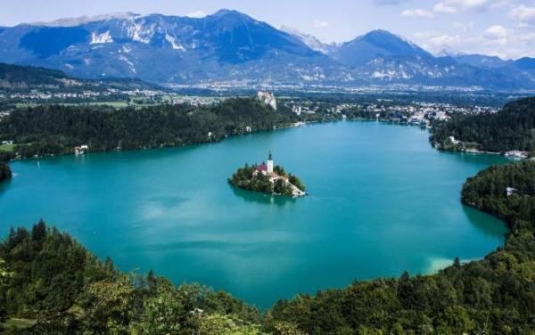 Альтернатива морю: красивейшие озера Евразии