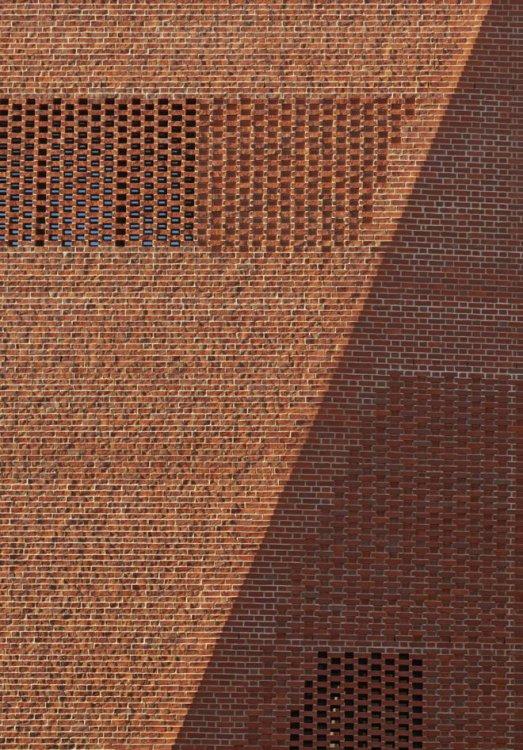 Геометрическая красота современной городской архитектуры