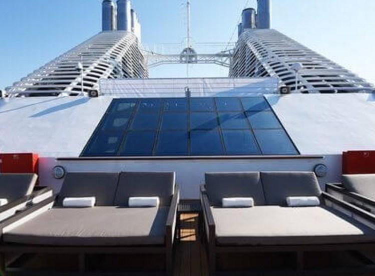Знакомьтесь: самый роскошный круизный лайнер 2017 года