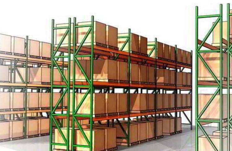 Стеллажи для паллетов – выгодное увеличение полезной площади помещения