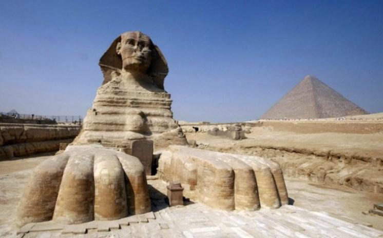 Топ-5 памятников мира