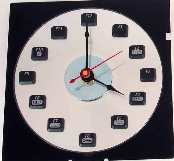 Креативные идеи настенных часов