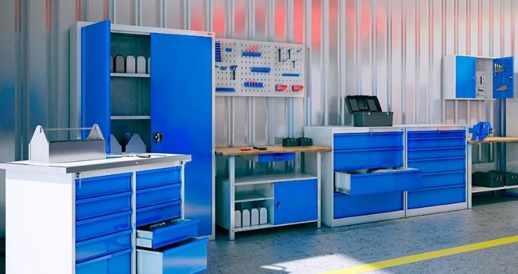 Компания «Юнона» - шкафы для инструментов металлические и другая продукция