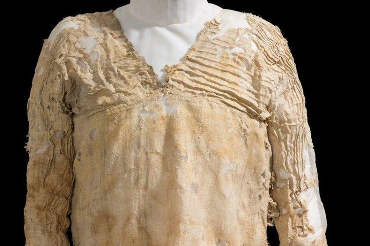Знакомьтесь: самое старое платье человечества