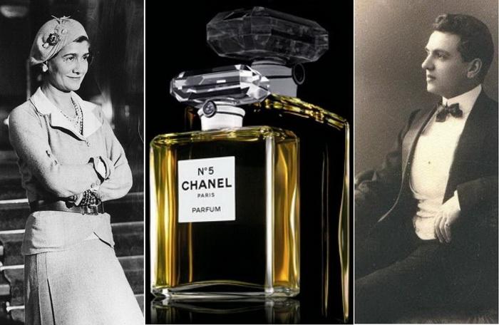 Немного исторических фактов появления на свет легендарного аромата Chanel №5