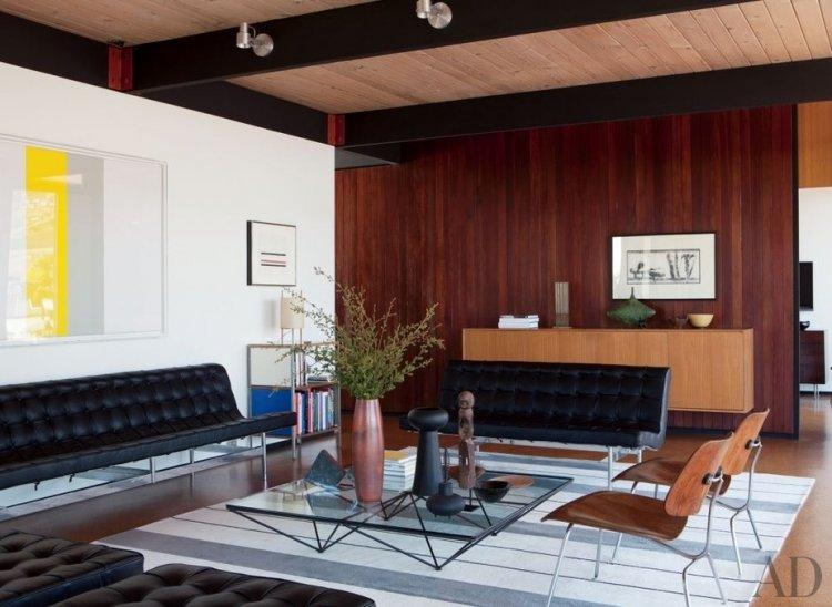 Оригинальные идеи деревянного декора интерьера