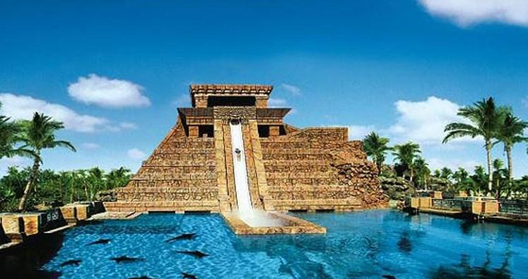 Лучшие аквапарки разных стран мира
