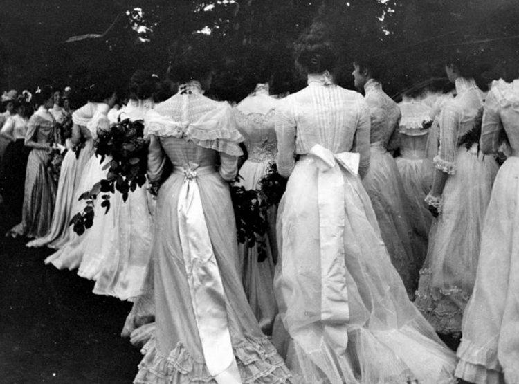 Исторические фотографии, которые заставляют задуматься
