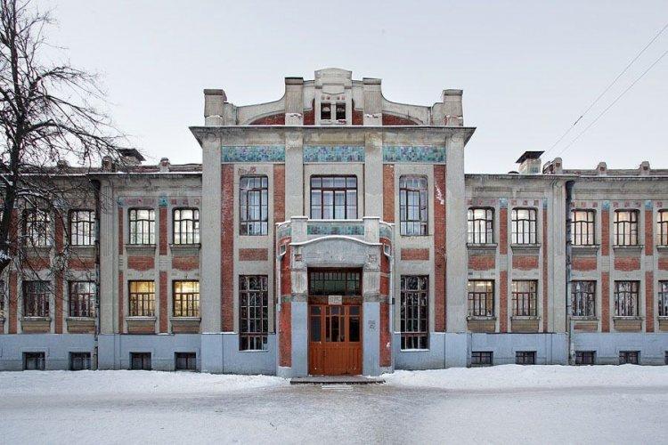 Ногинская Средняя Школа № 10 – одна из самых красивых школ мира