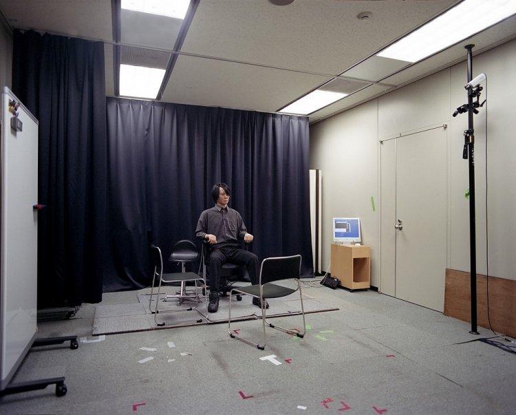 Фото роботов, похожих на людей – проект Луизы Уиттон