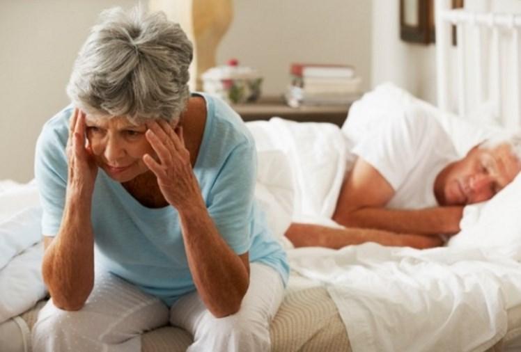 Почему у пожилых людей плохой сон?