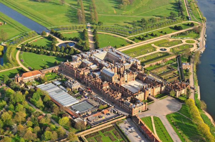 Королевские сады – красота в каждом метре