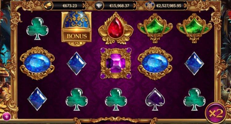 Обзор игрового автомата онлайн Empire Fortune