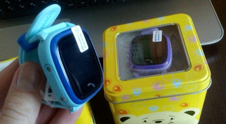 Детские умные часы - помощники малышам и родителям
