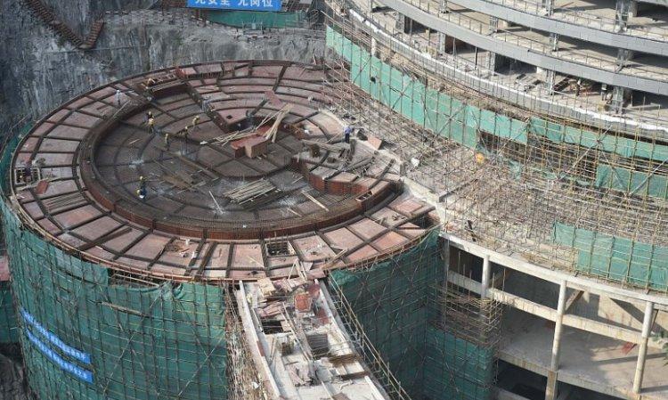 Китай нашел применение заброшенным шахтам