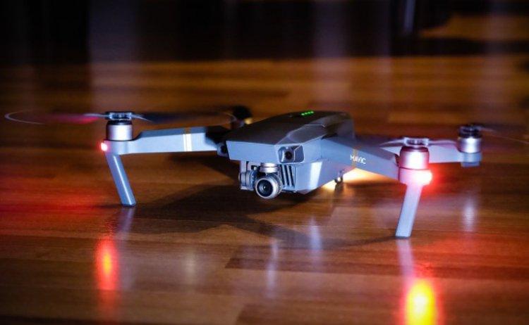 Что собой представляют квадрокоптер Mavic Pro?