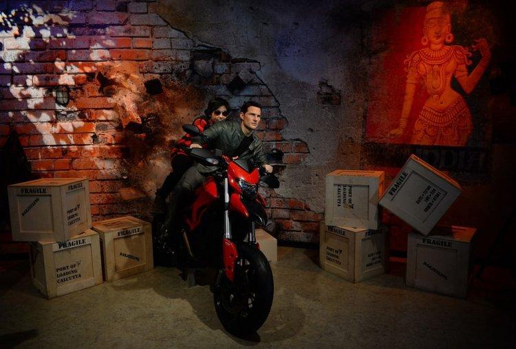 Открытие нового музея мадам Тюссо в Дели