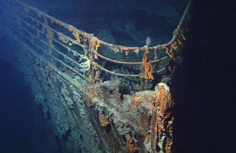 В сети можно увидеть урезанную концовку «Титаника»
