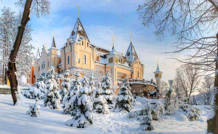 Куда пойти на новогодние праздники в Киеве