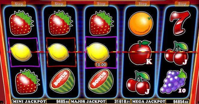 Игровые автоматы – доступный досуг для любителей азарта