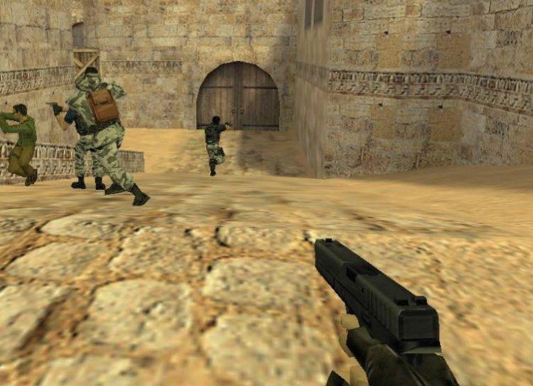 Counter-strike 1.6 – почему геймеры выбирают данную игру?