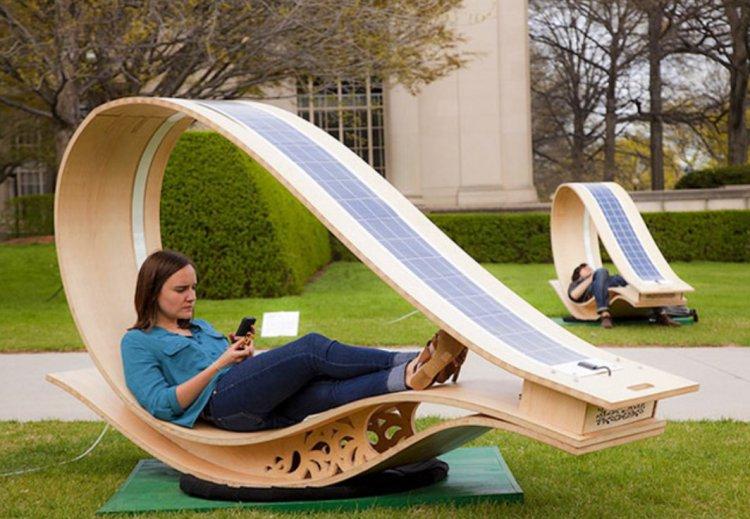 Самые креативные скамейки в мире