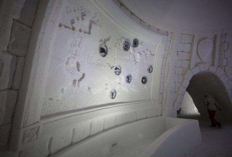 Отель по мотивам «Игры Престолов»