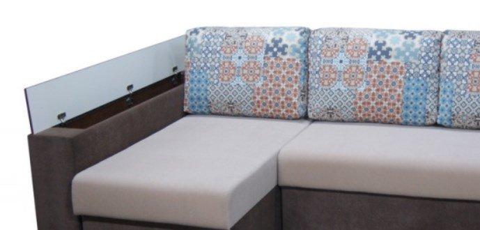 Угловой диван Париж-Люкс от фабрики ДиванПитер