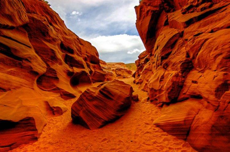 Самые загадочные пустыни в мире