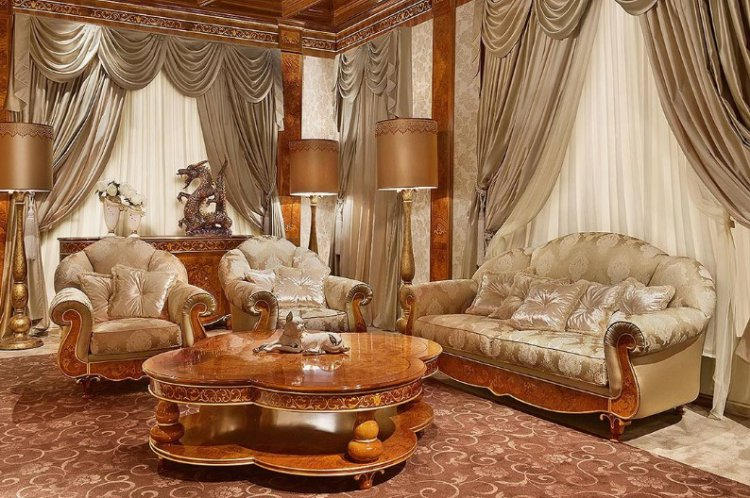 Итальянская мебель в Санкт-Петербурге, где ее найти?