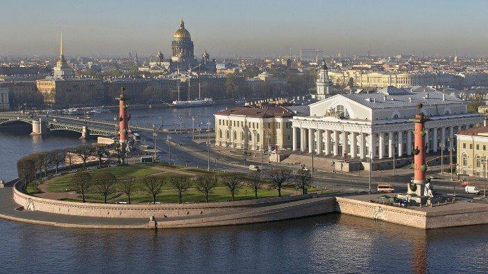 Туристическая поездка в Санкт-Петербург – отдых для всей семьи