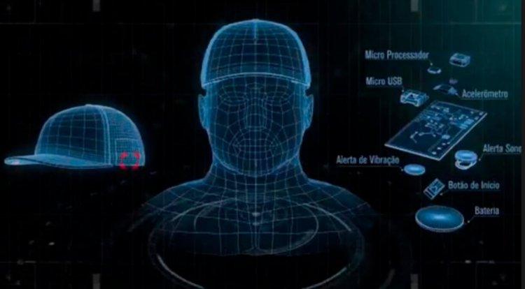 SafeCap — кепка следит за усталостью водителя 4