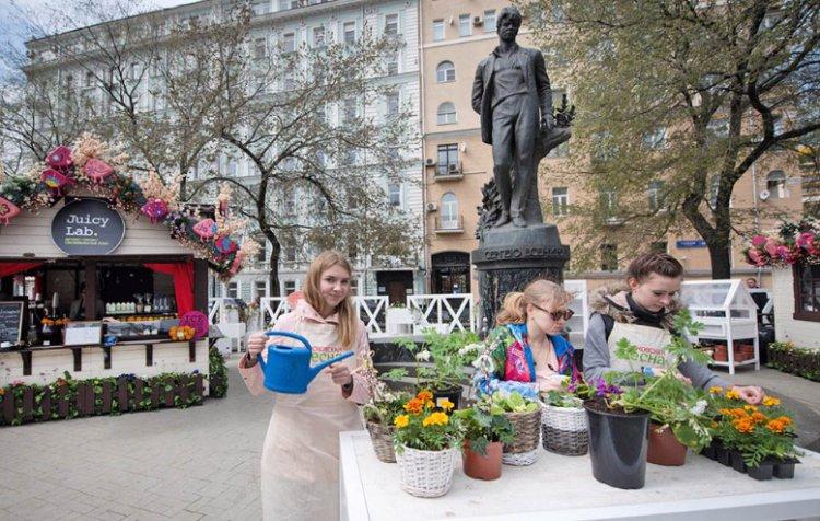 На фестивале «Московская весна A-Capella» присутствовало более 6 миллионов человек 3